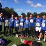 Henley Half Marathon & 10K runners