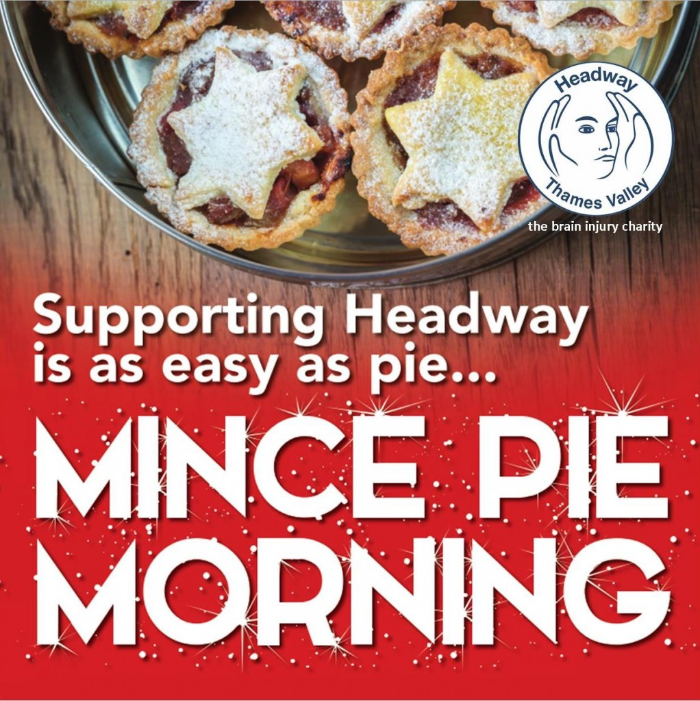 Mince pie poster